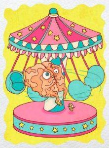 Объект исследования: головокружение
